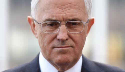 Australian Prime Minister Malcolm Turnbull. (AAP)