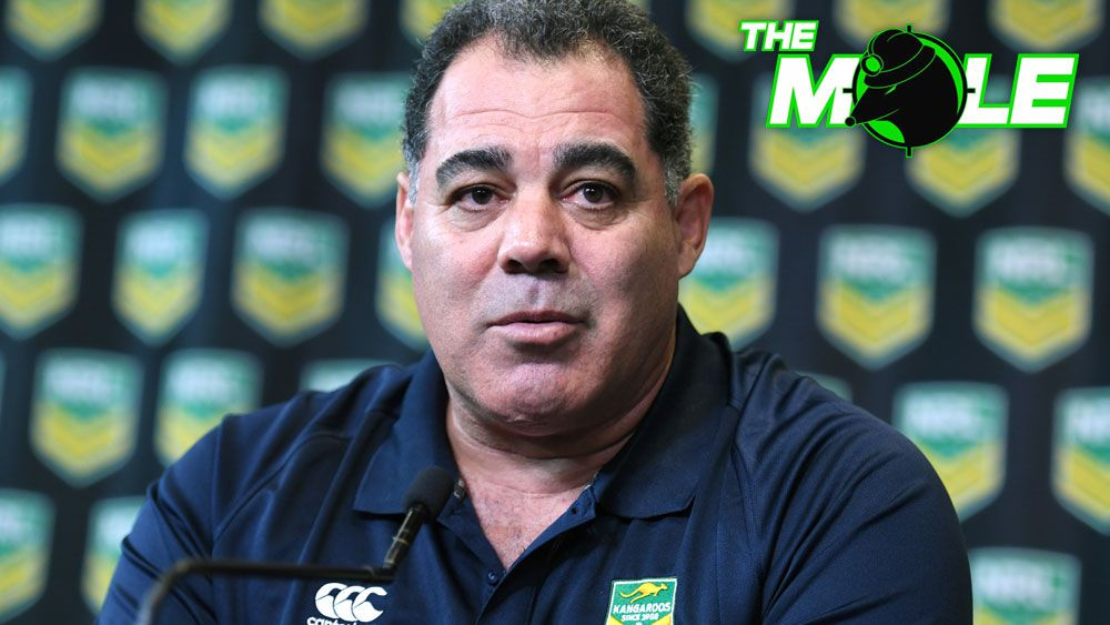 Kangaroos coach Mal Meninga in line for shock NRL return to Gold Coast says The Mole