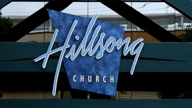 The Hillsong Church centre in Waterloo. (AAP)