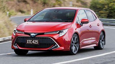 5: Toyota Corolla