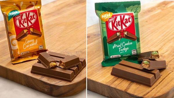 KitKat launch 'lavish' new range with gooey fillings