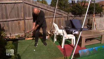 Seabrook putt putt golf
