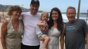 Emily Capon's baby Miley is 18 months old - but she has never met her grandparents on her mother's side.