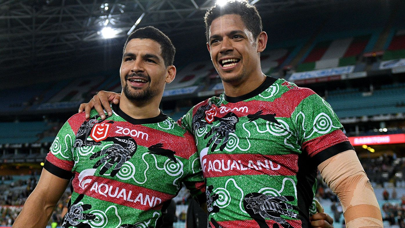 Cody Walker and Dane Gagai