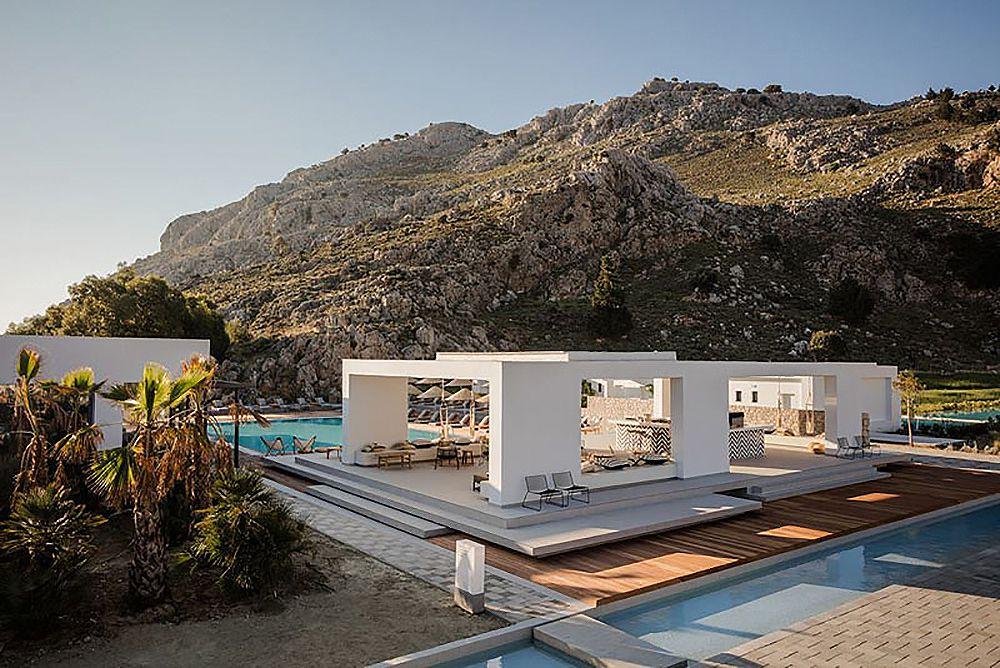 Casa Cook, Rhodes Greece