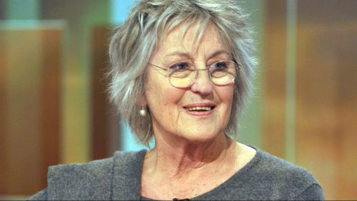 Feminist icon Germaine Greer. (Getty)