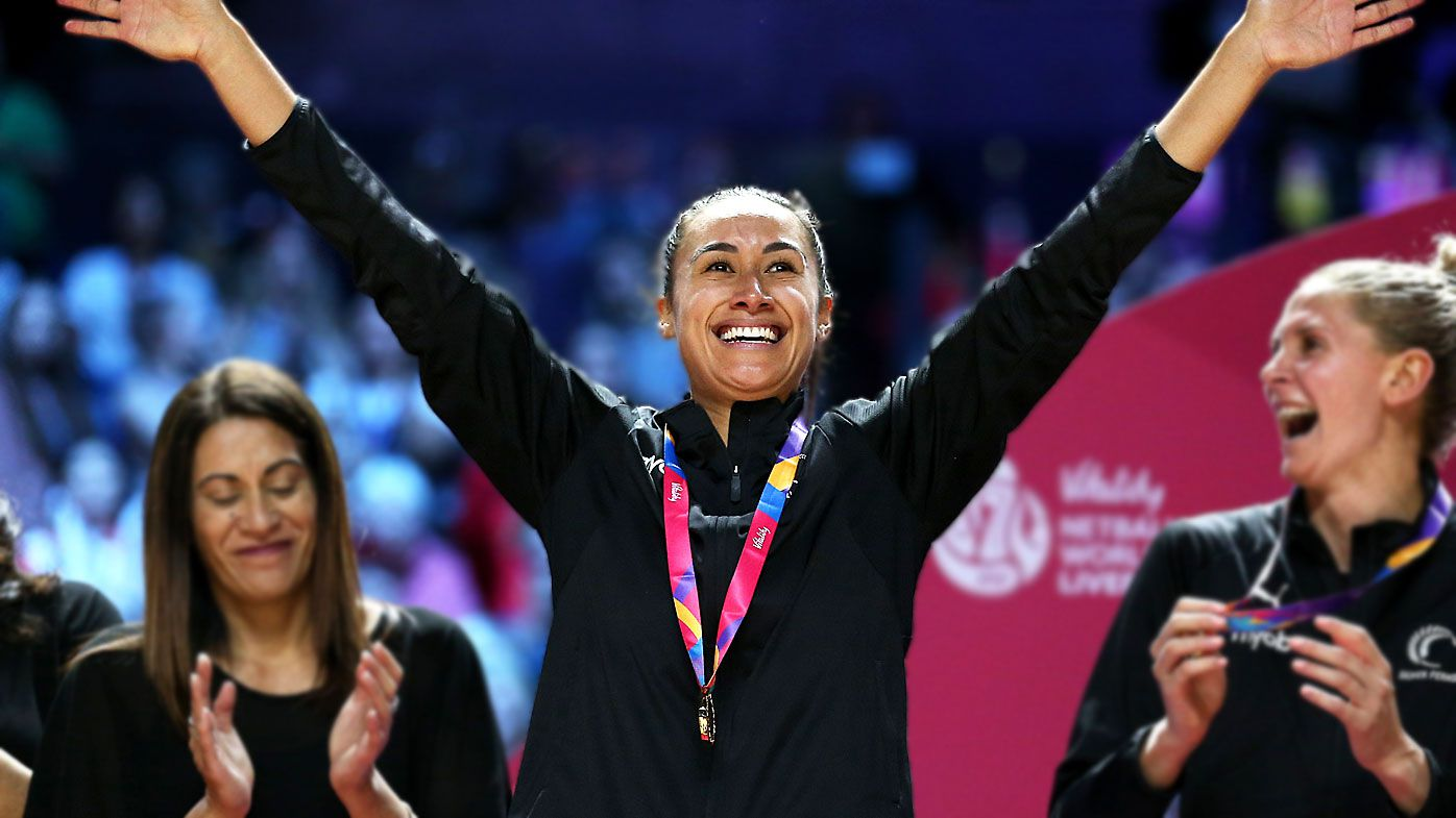 How Silver Ferns rallied around under-fire star Maria Folau at Netball World Cup