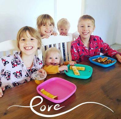 Lismore mum family home children