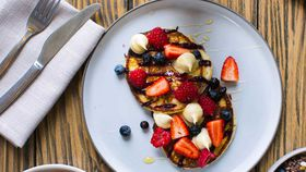 Upper East Side Bondi's Buttermilk Pancake Recipe