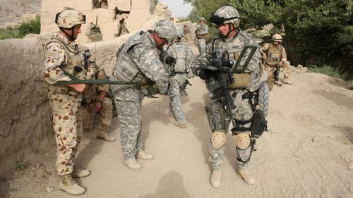 Remaining US troops are now concentrated in Kabul, the capital.