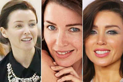 """We love a good makeup-free magazine cover - and Dannii Minogue's latest <i>Who</i> cover is one of the best. But just how close to reality are these """"no-makeup"""" glossy mag shots?<br/><br/>TheFIX compares the makeup-free covers with candid barefaced pics and red-carpet glam looks of our fave celebs.<br/><br/>Author: Adam Bub.<br/><br/>Images: Splash/Who/Getty"""
