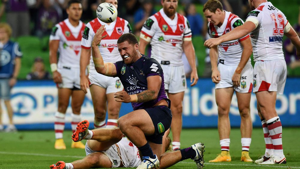 Storm continue Dragons misery