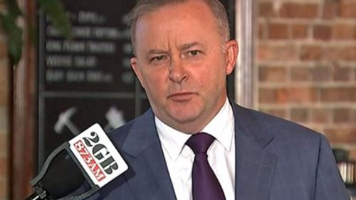 Anthony Albanese says he's the best person to lead the Labor Party.
