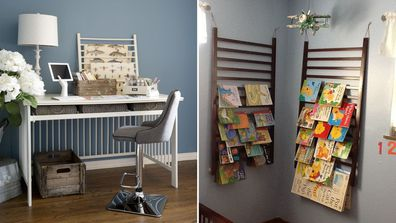 Clever ways to hack your child's cot after they grow out of it