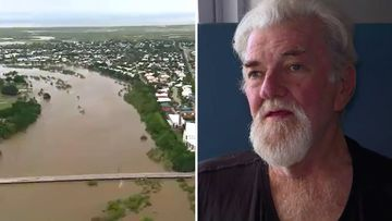 Townsville floods Queensland Melioidosis heath warning