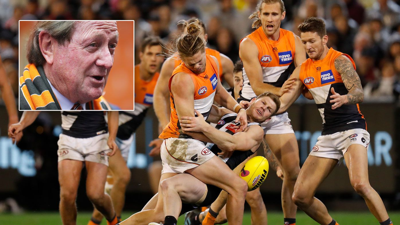Harry Himmelberg of the Giants is one to watch, says Kevin Sheedy