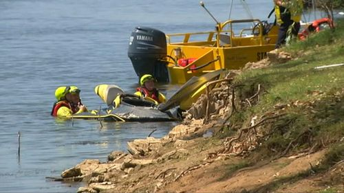 Body of nine-year-old boy found after Mount Isa jet ski crash