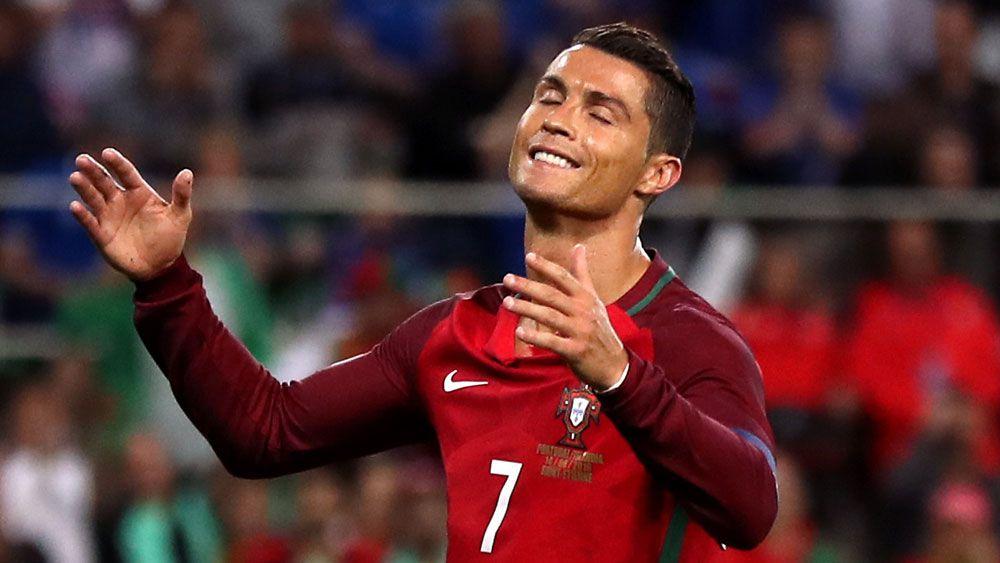Euro 2016: Ronaldo slams Iceland for 'small mentality'