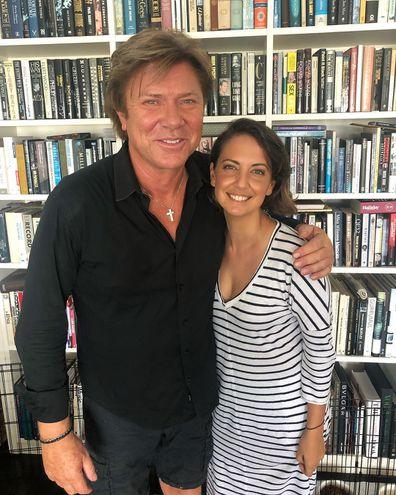 Richard Wilkins and Brooke Boney