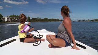 Setting Sail to Oak Island