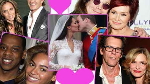 In pics: Celebrity couples who aren't allowed to break up!