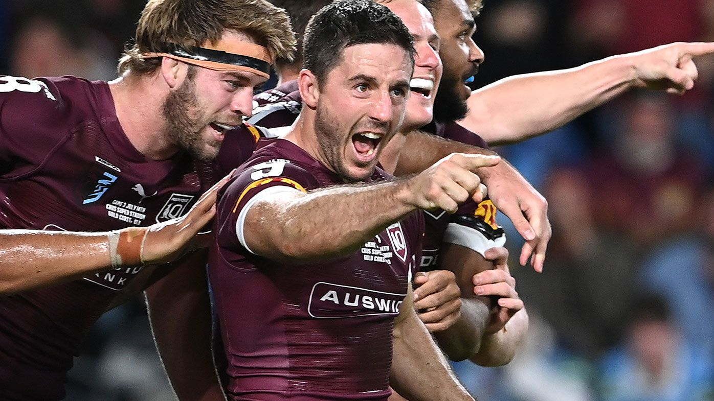 Ben Hunt raises questions for Maroons selectors ahead of 2022 after man of the match performance