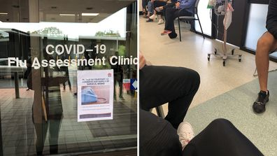Sydney woman tested for COVID-19