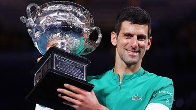1. Novak Djokovic