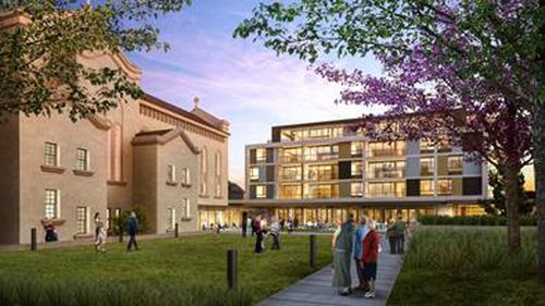 IN PICTURES: Luxury retirement village coming to Sydney's inner-west (Gallery)