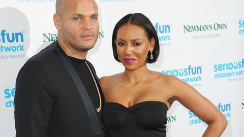 Mel B denies relationship with woman claiming she was like a 'wife'