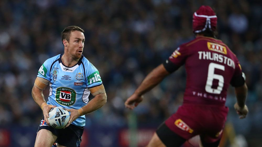 James Maloney frontrunner for vacant 'Roos World Cup spot
