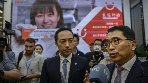 Sinovac Biotech CEO Yin Weidong