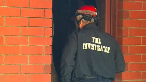 Firefighters said the incident was a reminder to parents to keep lighters locked away from children. (9NEWS)