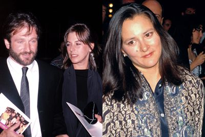 Robin Williams, the playa- who would've thought? Williams left his wife of ten years, Valerie Velardie, in 1988 for the family nanny, Marsha Garces. The two were married for 19 years until their divorce in 2008