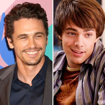 10. James Franco was considered for the role of Aaron Samuels