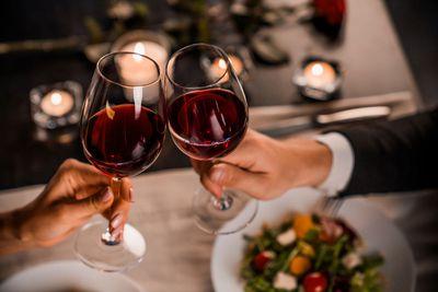2. Low-alcohol wine