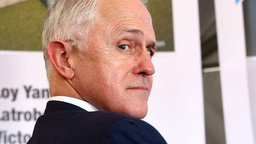 Malcolm Turnbull. (AAP)