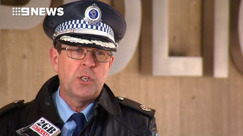 Assistant Commissioner Mark Walton told reporters police allege the driver sexually assaulted the 17-year-old female passenger after she had fallen asleep and her two friends had exited the car.