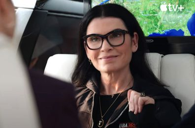 Julianna Margulies on The Morning Show.