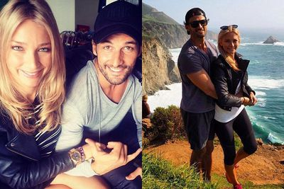 <i>Bachelor</i> couple Tim and Anna have hit LA... and are making TheFIX team very jealous with their vacay snaps. <br/><br/>From wine-fuelled beach picnics to rock salt cave yoga, check out just why we wish the loved-up couple made room for us in their suitcases... <br/><br/>(Warning: Impulse travel plans to the US may ensue) <br/><br/><br/>Source: Instagram/Tim Robards/Anna Heinrich. <br/>