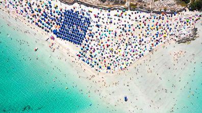 La Pelosa, Sardinia