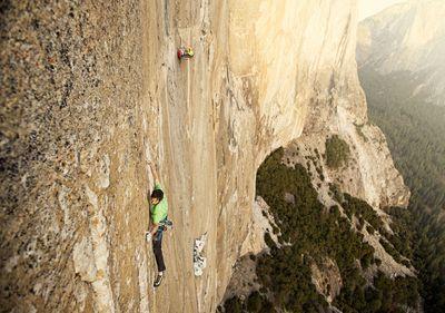 Climbing The Dawn Wall