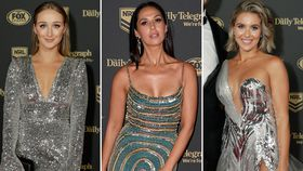 All the best looks from the Dally M Awards red carpet