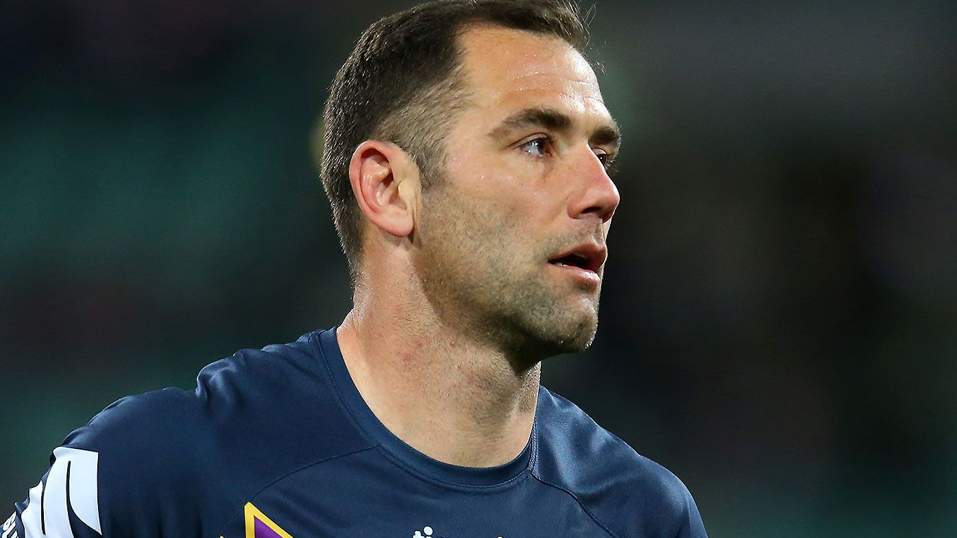 Melbourne Storm reportedly 'stunned' by Cameron Smith's response to retirement question