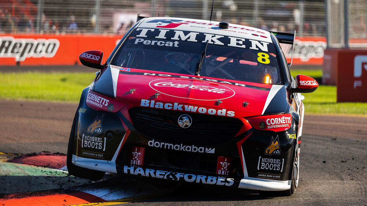 Nick Percat has split with Brad Jones Racing, just months after signing a contract extension.