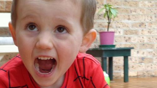 William Tyrrell – September 2014