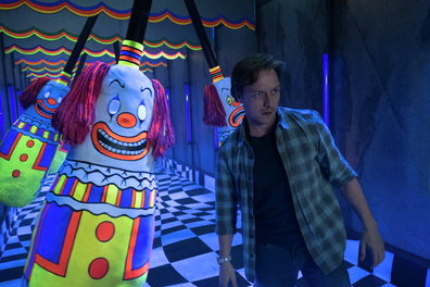 James McAvoy, It Chapter Two