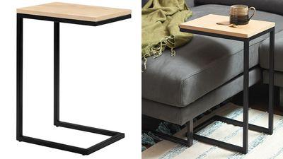 C-shape table