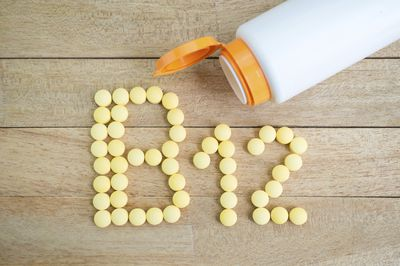 <strong>Swap vitamin B12 pills for...</strong>