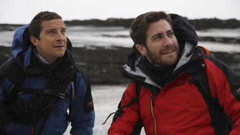 Watch: Jake and Bear Vs. Wild
